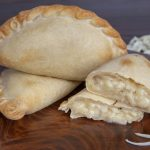 Caramelized Onions and Cheese Empanadas