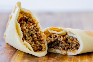 The Empanada Girl Mediterranean Beef