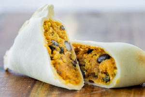 The Empanada Girl Curried Sweet Potato and Butternut Squash