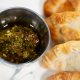 The Empanada Girl Chimichurri